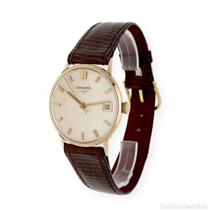 Relojes - Longines: Longines Reloj de Pulsera para Caballero de Cuerda Manual - Foto 3 - 196960890