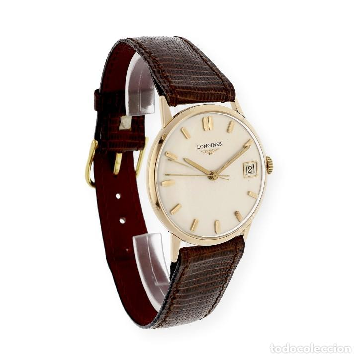 Relojes - Longines: Longines Reloj de Pulsera para Caballero de Cuerda Manual - Foto 4 - 196960890