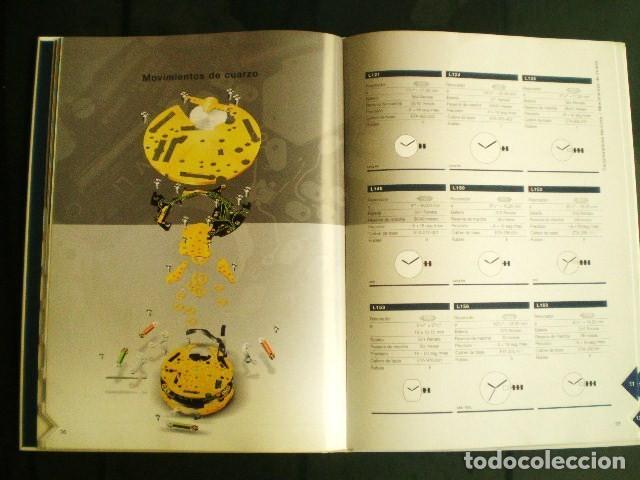 Relojes - Longines: LONGINES. CATÁLOGO GENERAL 2001 + CD DE USO INTERNO. MUY BUEN ESTADO. - Foto 6 - 198124251
