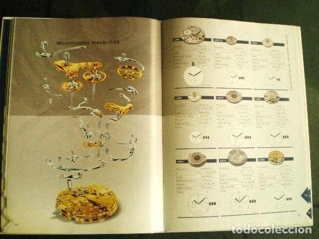 Relojes - Longines: LONGINES. CATÁLOGO GENERAL 2001 + CD DE USO INTERNO. MUY BUEN ESTADO. - Foto 7 - 198124251