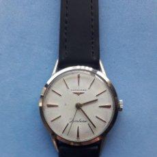 Relojes - Longines: RELOJ MARCA LONGINES JAMBOREE. CLÁSICO DE CABALLERO. FUNCIONANDO. Lote 199087430