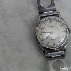 Relojes - Longines: LONGINES AUTOMATICO ACERO. Lote 199202210