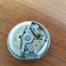 Relojes - Longines: MAQUINA COMPLETA LONGINES, ULTRA CHRON AUTOMÁTICO CALIBRE L. 431, CON CALENDARIO, SIN ESFERA, AGUJAS. Lote 199654408