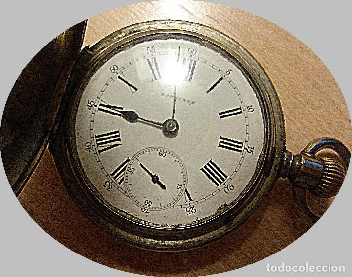 ALTA GAMA RELOJ LONGINES AÑO 1878 (Relojes - Relojes Actuales - Longines)
