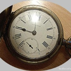 Relojes - Longines: ALTA GAMA RELOJ LONGINES AÑO 1878. Lote 147204930