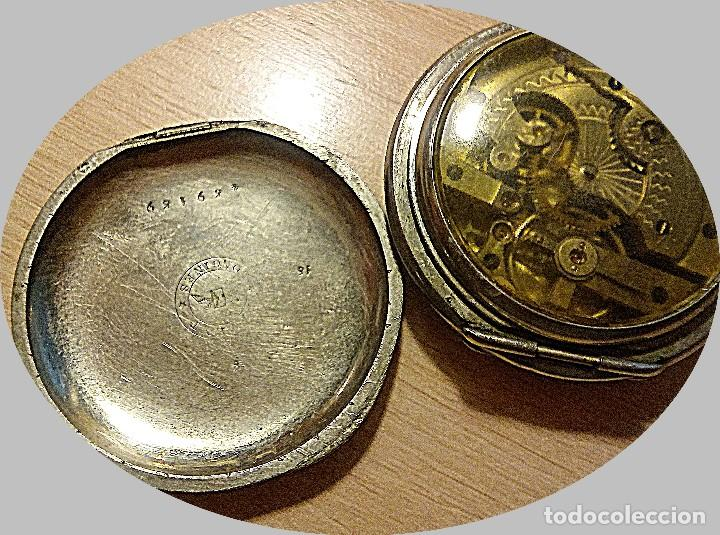 Relojes - Longines: ALTA GAMA RELOJ LONGINES AÑO 1878 - Foto 4 - 147204930