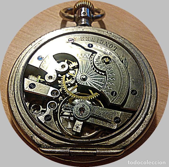 Relojes - Longines: ALTA GAMA RELOJ LONGINES AÑO 1878 - Foto 2 - 147204930