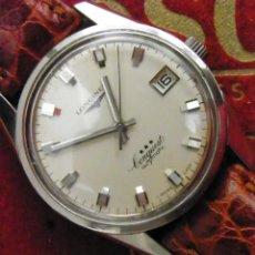 Relojes - Longines: RELOJ LONGINES CONQUEST AUTOMATICO. Lote 203540432