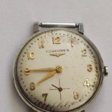 Relojes - Longines: ANTIGUO RELOJ LONGINES MAQUINA DE FUNCIONAMIENTO. Lote 203756520