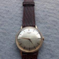 Relojes - Longines: RELOJ MARCA LONGINES. CLÁSICO DE CABALLERO. FUNCIONANDO. Lote 203796896