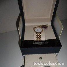 Relojes - Longines: RELOJ LONGINES ORO DE CABALLERO. Lote 204698371