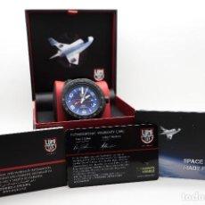 Relojes - Longines: LUMINOX XCOR AEROSPACE CARBON GMT. Lote 204719312