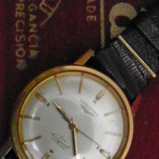 Relojes - Longines: RELOJ LONGINES CONQUEST ORO 18 KILATES AUTOMATICO. Lote 205654827