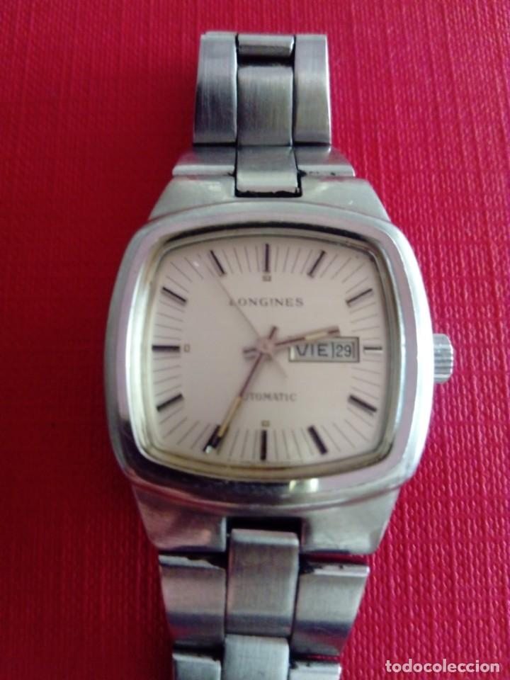Relojes - Longines: Reloj Longines de mujer - Foto 5 - 206496277