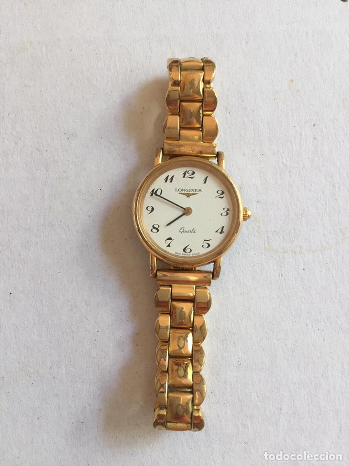 Relojes - Longines: Reloj Longines de mujer quarzo - Foto 3 - 206788326