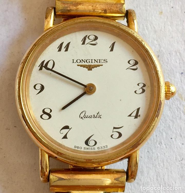 RELOJ LONGINES DE MUJER QUARZO (Relojes - Relojes Actuales - Longines)
