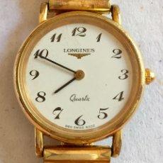 Relojes - Longines: RELOJ LONGINES DE MUJER QUARZO. Lote 206788326