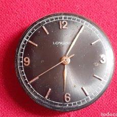 Orologi - Longines: MAQUINARIA LONGINES FUNCIONA .MIDE 31MM DIAMETRO. Lote 211983791