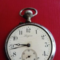Relógios - Longines: RELOJ DE BOLSILLO LONGINES PARA PIEZAS O REPARACIÓN. Lote 216709180
