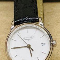 Relógios - Longines: RELOJ LONGINES QUARTZ NUEVO SI USO CORREA ORIGINAL. Lote 218720656