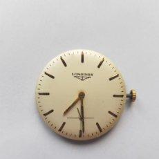 Relojes - Longines: LONGINES CALIBRE 490 CON ESFERA Y TIJA FUNCIONANDO 30MM. Lote 219499771