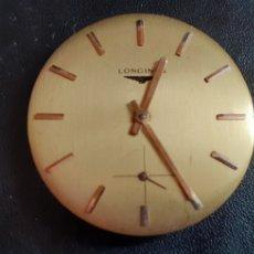 Relógios - Longines: MAQUINARIA DEL RELOJ LONGINES FUNCIONA OERFECTANENTE.MIDE 30 MM DIAMETRO .VER FOTOS. Lote 220555536