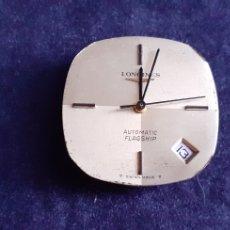 Relógios - Longines: MAQUINARIA DEL RELOJ LONGINES AUTOMATIC FLAGSHIP.MIDE 26 MM DIAMETRO. Lote 220570215