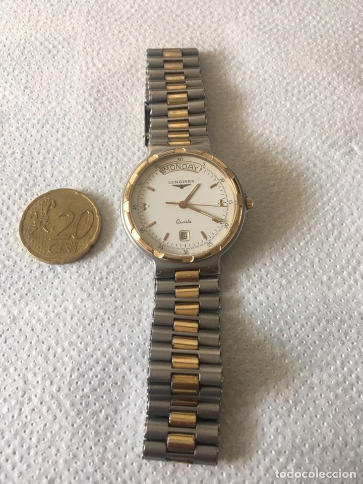 Relojes - Longines: Reloj Suizo Longines Conquest, calendario mes y día - Foto 4 - 221560390
