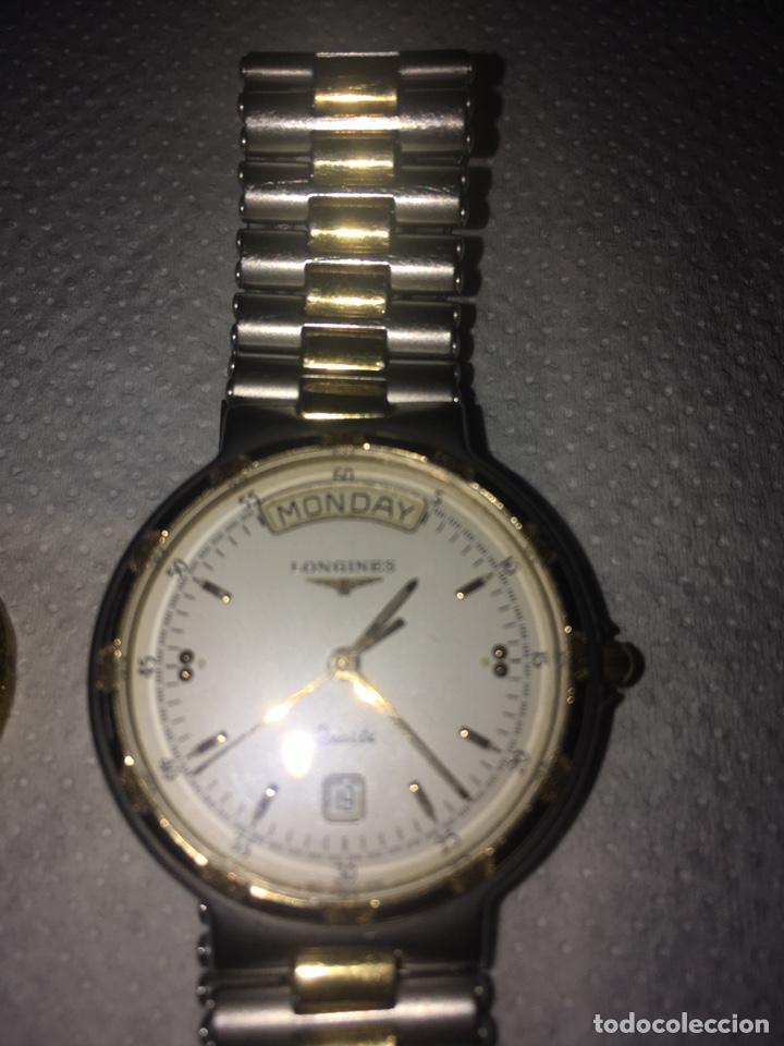 Relojes - Longines: Reloj Suizo Longines Conquest, calendario mes y día - Foto 11 - 221560390