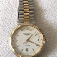 Relojes - Longines: RELOJ LONGINES CONQUEST, CALENDARIO MES Y DÍA. Lote 221560390