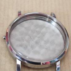Relojes - Longines: CARCASA 30L DE LONGINES NUEVA SIN ESTRENAR ACERO INOXIDABLE. Lote 222585815