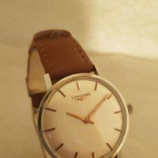Relojes - Longines: LONGINES CALIBRE 370 MECANICO FUNCIONANDO CAJA OMEGA 34MM. Lote 222889258
