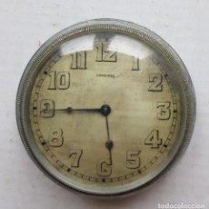 Relojes - Longines: RARO LONGINES CALIBRE 19.41 58MM VIAJE? COCHE?. Lote 223984090