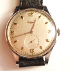 Relojes - Longines: RELOJ LONGINES CARGA MANUAL FUNCIONA PERFECTAMENTE.MIDE 38 MM DIAMETRO. Lote 225109182