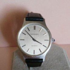 Relojes - Longines: RELOJ LONGINES - GUILIOCHE - W1057-Q-168 - HOMBRE - 2000 - 2010. Lote 225218715