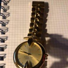 Relojes - Longines: RELOJ LONGINES RODOLPHE CHAPADO EN ORO A ESTRENAR. Lote 233029360