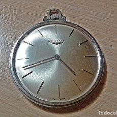 Relojes - Longines: RELOJ BOLSILLO LONGINES EXTRAPLANO.. Lote 237885750