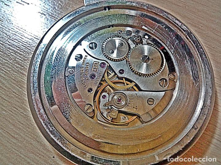 Relojes - Longines: RELOJ BOLSILLO LONGINES EXTRAPLANO. - Foto 2 - 237885750