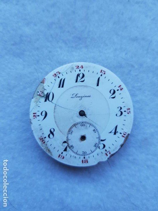 Relojes - Longines: LONGINES DE BOLSILLO ESFERA + CALIBRE 17. 25 40MM - Foto 2 - 239426980