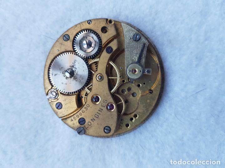 Relojes - Longines: LONGINES DE BOLSILLO ESFERA + CALIBRE 17. 25 40MM - Foto 4 - 239426980
