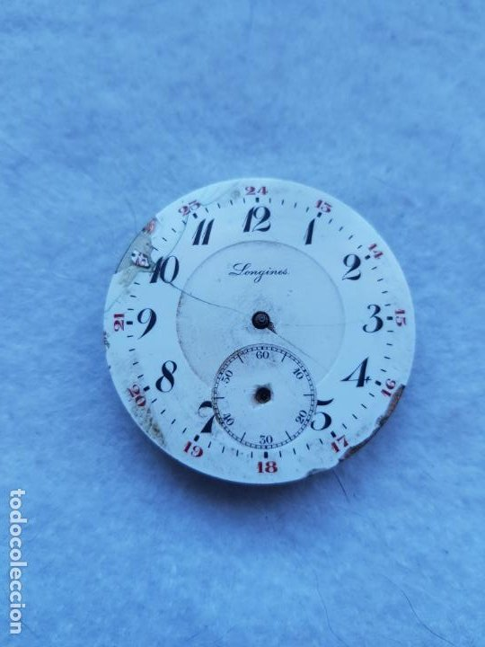 LONGINES DE BOLSILLO ESFERA + CALIBRE 17. 25 40MM (Relojes - Relojes Actuales - Longines)