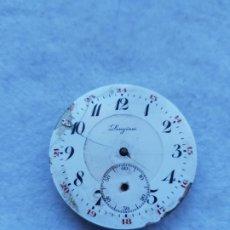 Relojes - Longines: LONGINES DE BOLSILLO ESFERA + CALIBRE 17. 25 40MM. Lote 239426980