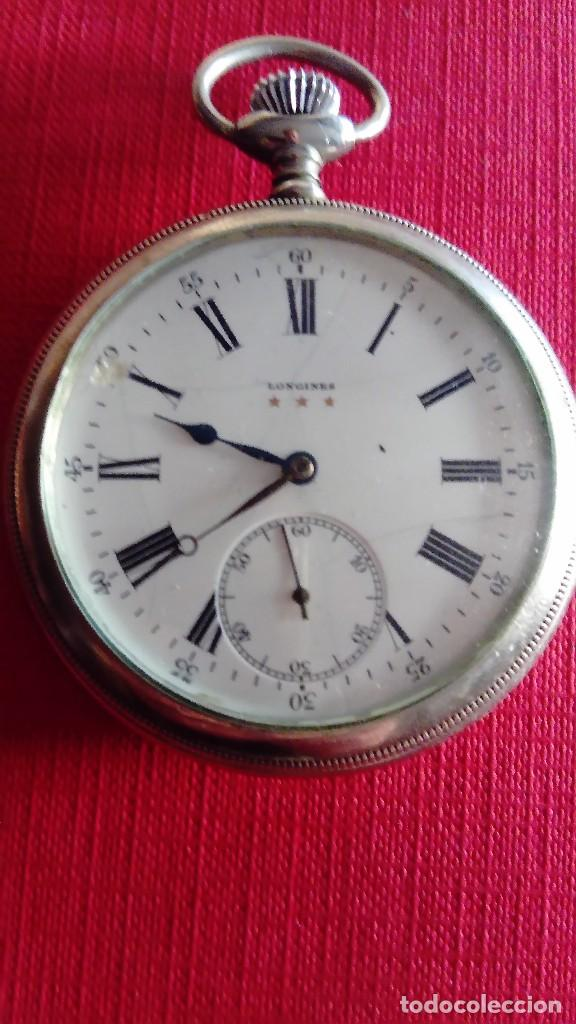 RELOJ DE BOLSILLO LONGINES (Relojes - Relojes Actuales - Longines)