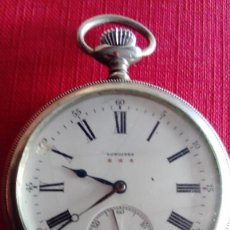 Relojes - Longines: RELOJ DE BOLSILLO LONGINES. Lote 242413055