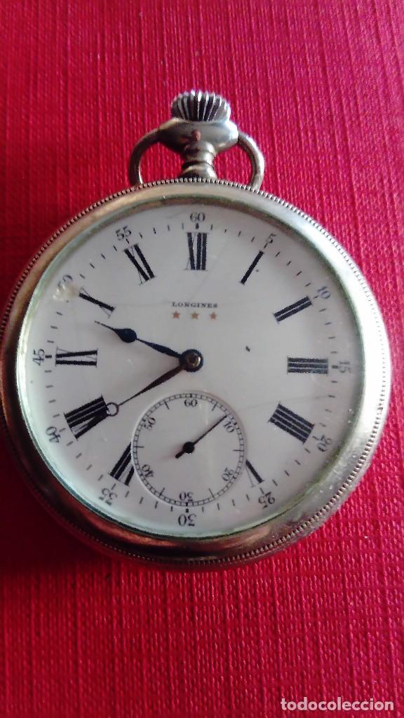 Relojes - Longines: Reloj de bolsillo Longines - Foto 2 - 242413055