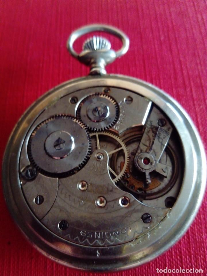 Relojes - Longines: Reloj de bolsillo Longines - Foto 5 - 242413055