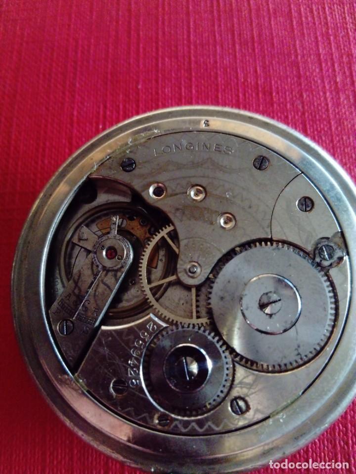Relojes - Longines: Reloj de bolsillo Longines - Foto 6 - 242413055