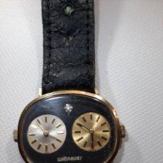 Relojes - Longines: EXCLUSIVO Y SINGULAR RELOJ WITTNAUER LONGINES. Lote 243856140