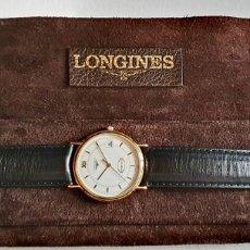 Relojes - Longines: RELOJ LONGINES ORGANON CUARZO .MIDE 35 MM DIAMETRO. Lote 245309395