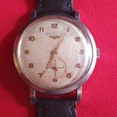 Relojes - Longines: RELOJ LONGINES 17 JEWELS FUNCIONA.MIDE 38 MM DIAMETRO. Lote 246303370